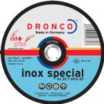Dronco 'Inox Special' Metal Cutting Discs
